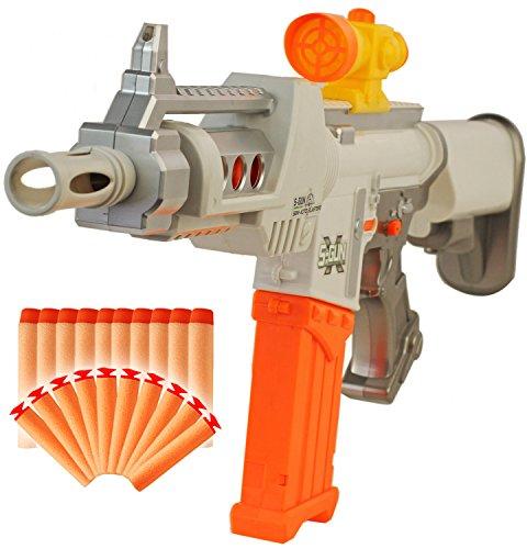 Preisvergleich Produktbild Pfeil-Gewehr elektrisch Softdart Halbautomatisch