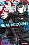 Real Account - tome 15 par Watanabe