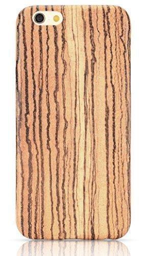 """pitaka iPhone 6 / iPhone 6s Case, [Aramidcore Wood Series] Cover Protettiva in Legno Resistente Custodia (4.7"""")"""