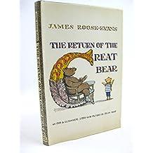 Return of the Great Bear