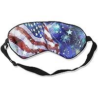 Sleep Eye Mask American Flag Fireworks Lightweight Soft Blindfold Adjustable Head Strap Eyeshade Travel Eyepatch... preisvergleich bei billige-tabletten.eu