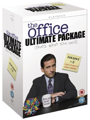 An American Workplace - Series 1-5 - Complete