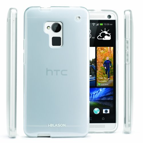 i-blason-htc-one-max-t6-59-inch-display-softgel-flexible-tpu-case-frost-clear