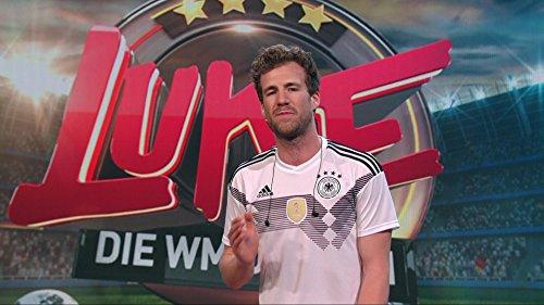 LUKE! Die WM und ich