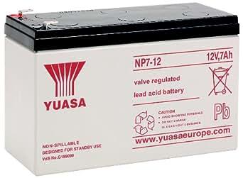 Batterie YUASA 12V 7Ah