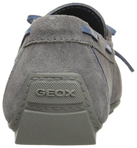 Geox U7244a 02285c9a4r, Mocassini uomo Grau