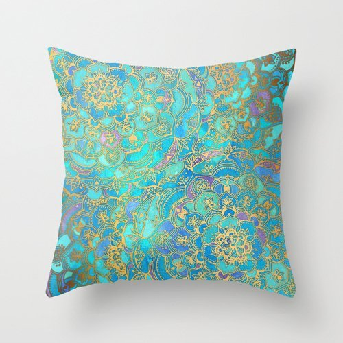 Euro Style Pillow Cases 20 X 20 Inches / 50 By 50 Cm For Bar Seat,office,play Room,teens Boys,floor,gf With Both Sides