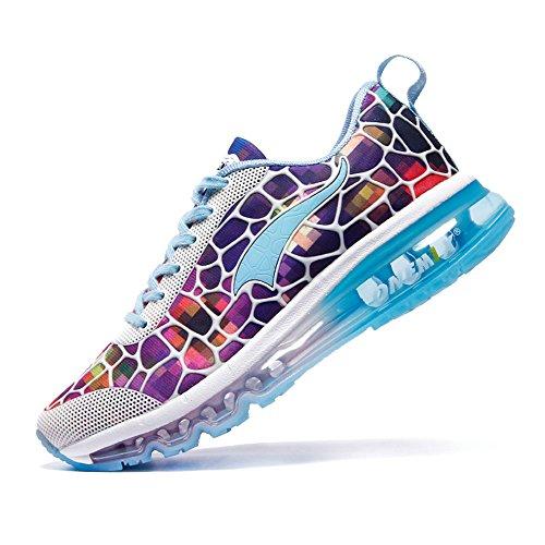 Jogging Chaussures Air Mixte Homme Sneakers Sports Fitness Coloré l1FKcJ