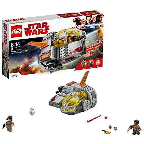 LEGO Star Wars - Resistance Transport Pod - 75176 - Jeu de Construction