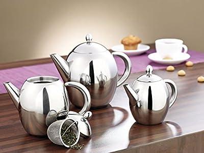 Théière avec passe-thé - 0,5 L