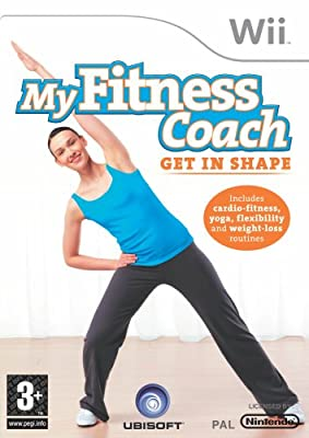 My Fitness Coach - Get In Shape (Wii) by Ubisoft