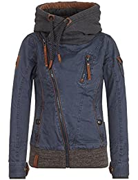 Naketano Walk The Line Jacket Brownie