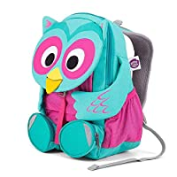 Affenzahn Large Friend Olina Owl Turquoise Children