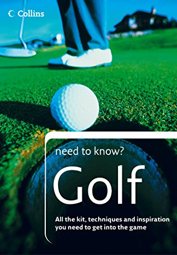 Golf (Collins Need to Know?) (English Edition)