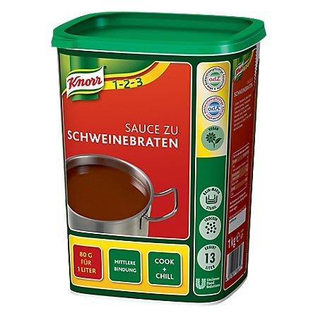 Knorr Sauce zu Schweinebraten 1 kg -