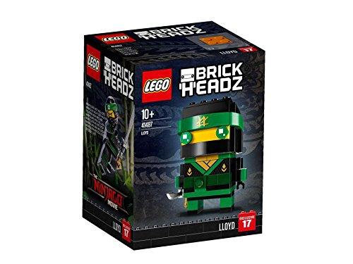 Lloyd - Entfessle den Ninja in dir mit dem LEGO® BrickHeadz Lloyd!