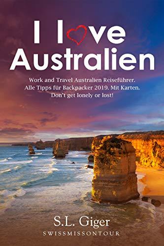 udget Work and Travel Australien Reiseführer. Alle Tipps für Backpacker 2019. Mit Karten. Don't get lonely or lost! ()