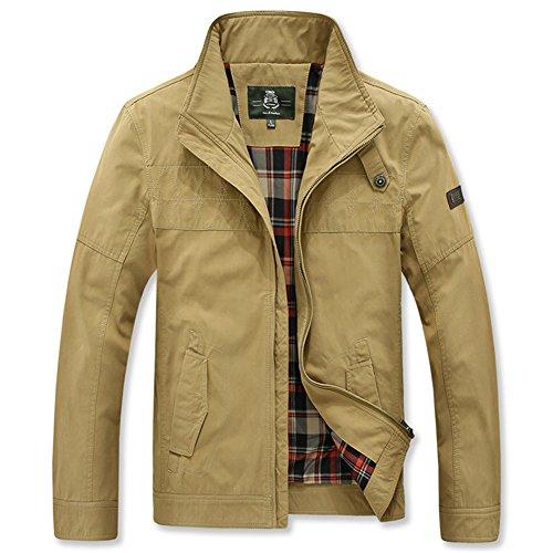 giaccha-parak-jacket-1691-autunnale-da-uomo-casual-khaki-large
