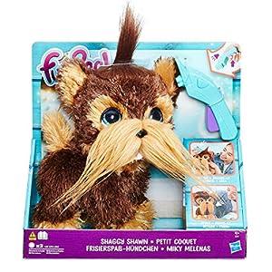 Hasbro FurReal Shaggy Shawn Perro de Juguete Marrón - Juguetes de Peluche (Perro de Juguete, Marrón, 4 año(s), Perro, Niño/niña, 1,5 V)