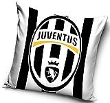 Juventus decorativo Cuscino calcio federa 40x 40cm 100% cotone/camera dei bambini