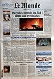 MONDE (LE) [No 18197] du 30/07/2003 - CAHIER - DE L'ETE - SEULS CONTRE TOUS - LOUISE MICHEL LA COMBATTANTE - ELLE A ETE DE TOUTES LES BATAILLES CONTRE L'AUTORITE - JEU D'ENFANT - METEO - JEU-CONCOURS - BALADES EN PROVENCE - AUTOUR DE BANDOL - LE TERR