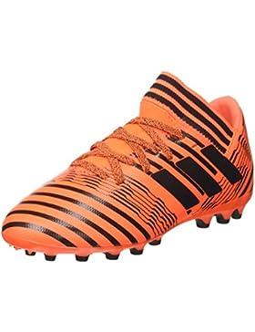 adidas Nemeziz 17.3 AG J, Botas de fútbol Unisex niños