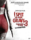 I Spit on your Grave 3 - Vengeance is mine - Unrated [Blu-ray]