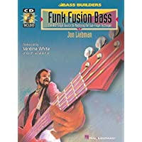 Funk/Fusion Bass (Bass Builders Series) by Liebman