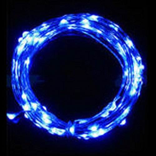 Illuminazione,WINWINTOM 2m 20 LED Stringa luminosa a LED in Rame,
