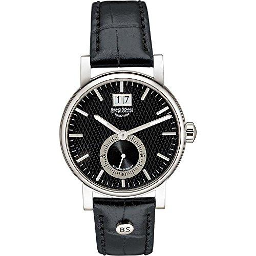 Bruno Söhnle Damen Analog Quarz Uhr mit Leder Armband 17-13144-741