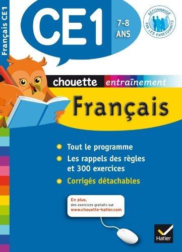 Chouette - Français CE1 by Jean-Claude Landier (2012-01-04) par Jean-Claude Landier
