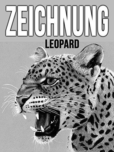 Clip: Zeichnung Leopard