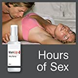 MAN UP DELAY SPRAY - PORN STAR SEX GANZE NACHT