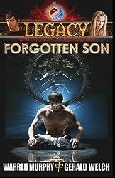 LEGACY, Book 1: Forgotten Son by Warren Murphy (2012-11-21)