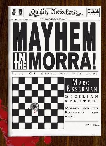 Mayhem in the Morra por Marc Esserman