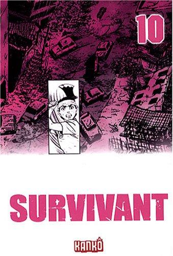 Survivants Edition simple Tome 10