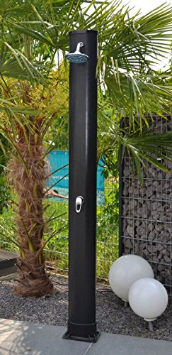 WelaSol® Solardusche 34 Liter Gartendusche