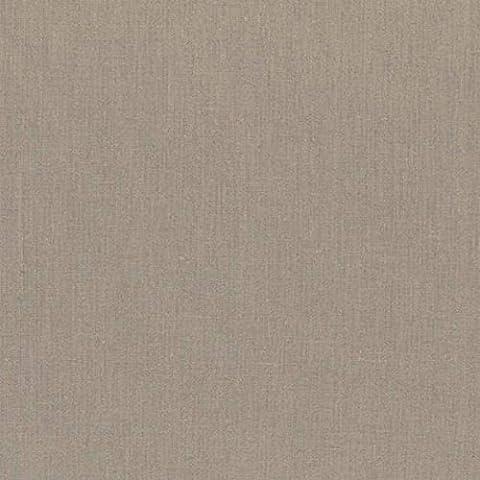 Tissu lin et coton au mètre/ Taupe Réf 353 - Avenue des Tissus