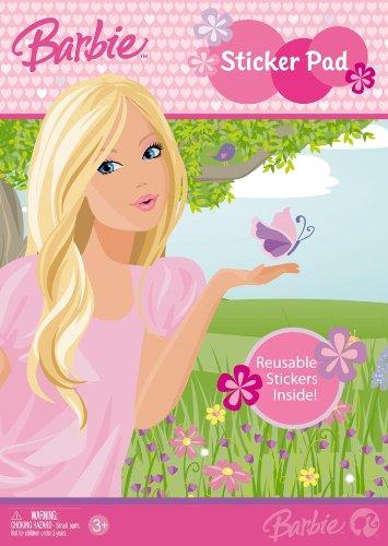 Alligator Books - Alli1471basap - Barbie Carnet D'autocollants