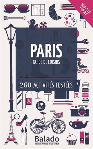 Paris : 260 activités testées