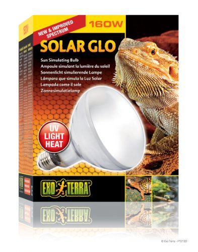 Exo Terra PT2193 Solar-GLO 160 W -