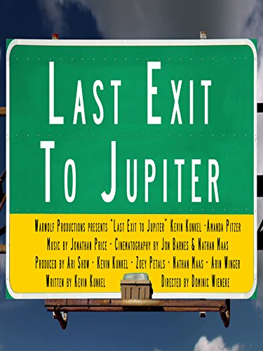 Last Exit To Jupiter Cover