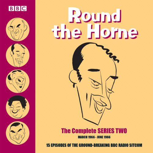 Round-the-Horne-Complete-Series-2-15-episodes-of-the-groundbreaking-BBC-radio-comedy