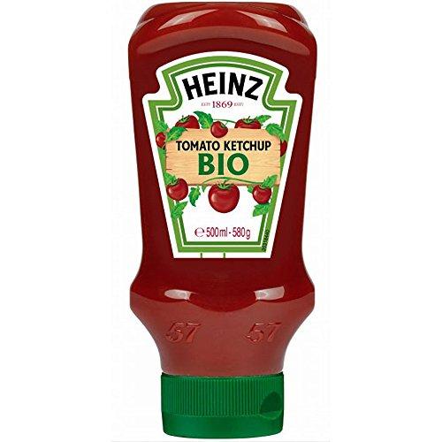 Heinz Tomato Ketchup Organic - 580