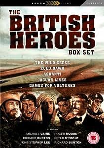 British Heroes Box Set [DVD]
