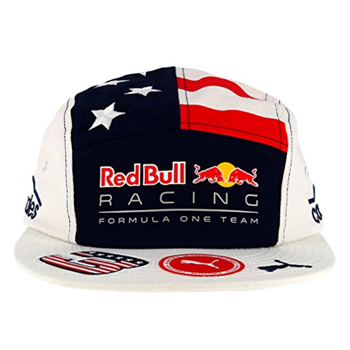Red Bull F1 Racing Driver Ricciardo United States Limited Gorra Oficial 2017 72dbf22c2c0