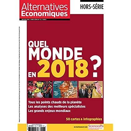 Alternatives Economiques Hors-série - numéro 113 Quel monde en 2018 ?
