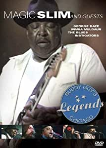 MAGIC SLIM & GUESTS Buddy Guy's Chicago Legend - Live