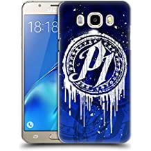 Official WWE P1 Drip Aj Styles Hard Back Case for Samsung Galaxy J5 (2016)