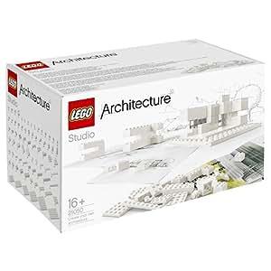 LEGO Architecture 21050 - Studio Gioco di Costruzioni